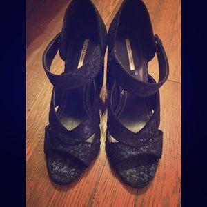 Zara Basic Chunky Heels